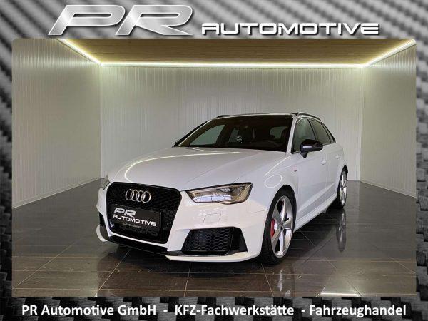 Audi RS3 2.5 TFSI quattro Sportback B&O / PANORAMA / NAVI bei PR Automotive GmbH in