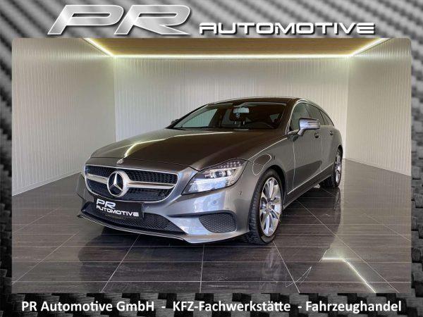 Mercedes-Benz CLS 350 BlueTEC / d Shooting Brake LED*Navi*Kamera*Leder bei PR Automotive GmbH in