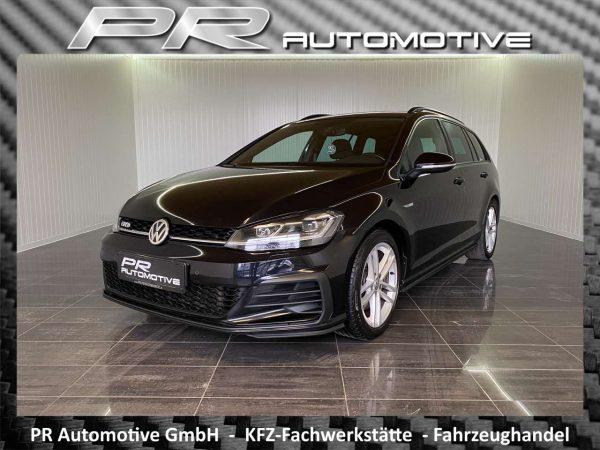 Volkswagen Golf Variant 7 GTD 2.0TDI DSG Dynaudio*ACC*DCC*LED*Navi*SHZ bei PR Automotive GmbH in
