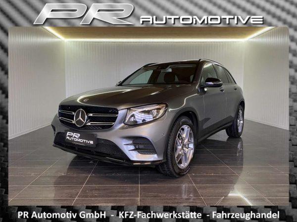 Mercedes-Benz GLC 250 4Matic AMG-Line Panorama*Navi*Leder*Distronic bei PR Automotive GmbH in