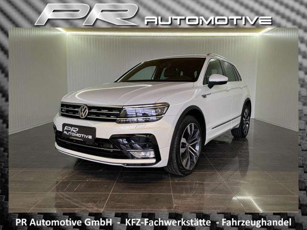 Volkswagen Tiguan Highline R-Line 2.0TDI DSG 4Motion AHV*ACC*HeadUp bei PR Automotive GmbH in