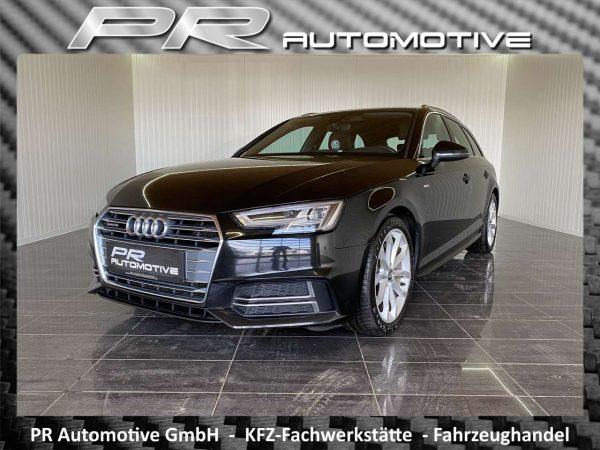Audi A4 quattro sport Avant 2,0TDI S-tronic 3x S-line bei PR Automotive GmbH in