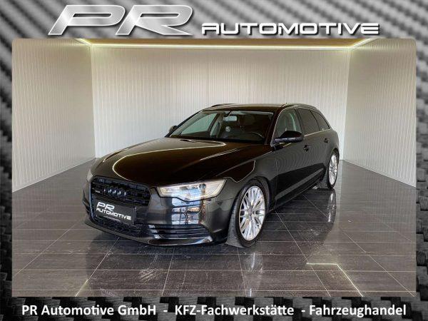 Audi A6 Avant 3.0 TDI quattro S-tronic Leder / Xenon / SHZ bei PR Automotive GmbH in