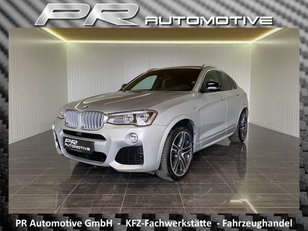 BMW X4 xDrive 30d M Sport Aut. HeadUp/ACC/Navi/Kamera/LED bei PR Automotive GmbH in