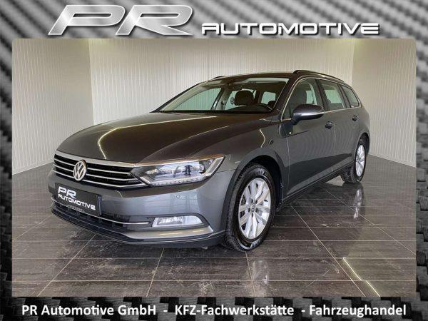 Volkswagen Passat Variant Comfortline 2.0 TDI DSG Erstbesitz*LED*SHZ*PDC bei PR Automotive GmbH in