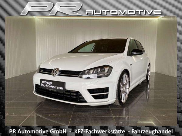 Volkswagen Golf 7 R 4Motion DSG Gewindefedern*19ZOLL*Volleder bei PR Automotive GmbH in