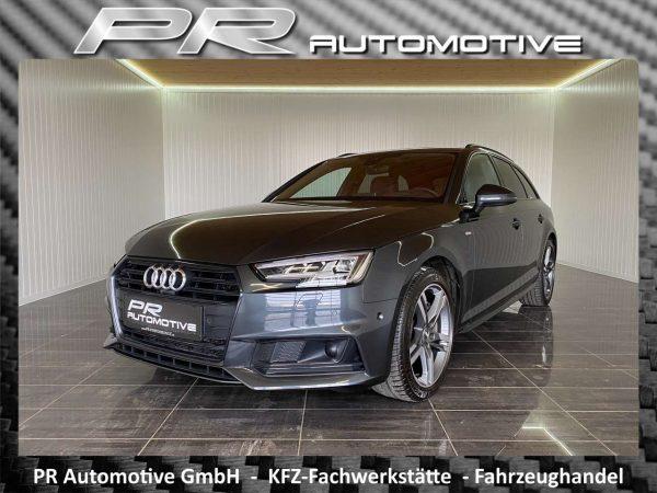Audi A4 sport Avant 2,0TDI S-tronic 3xS-line ACC*Virtual bei PR Automotive GmbH in