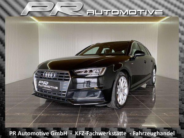 Audi A4 quattro sport Avant 3xS-line Virtual*Pano*ACC*AHV bei PR Automotive GmbH in