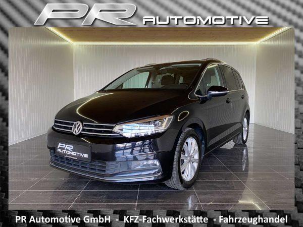 Volkswagen Touran Highline 2,0 TDI DSG Pano*AHV*LED*Navi*ACC*Kamera bei PR Automotive GmbH in