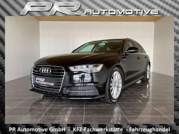 Audi A6 3.0 TDI quattro Avant S-line Pano*Alcantara*Kamera bei PR Automotive GmbH in