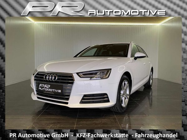 Audi A4 sport Avant 2,0TDI S-tronic Virtual Cockpit*LED bei PR Automotive GmbH in
