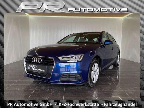 Audi A4 Avant 2,0TDI Stronic Virtual*Ambiente*AHV*LED*Navi bei PR Automotive GmbH in