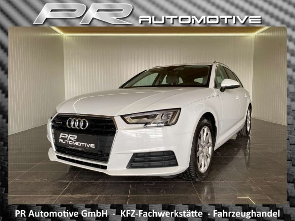 Audi A4 quattro Avant 2,0TDI S-tronic HeadUp*AHV*LED*Stand bei PR Automotive GmbH in