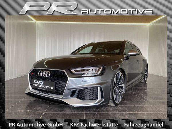 Audi RS4 2.9 TFSI quattro Avant B&O*Massage*KW Variante 3+ bei PR Automotive GmbH in