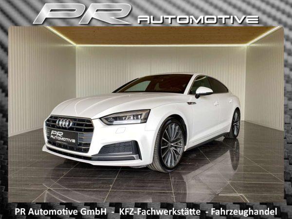 Audi A5 sport Sportback 2,0TDI S-tronic S-line Virtual*B&O bei PR Automotive GmbH in