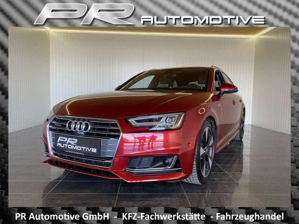 Audi A4 quattro sport Avant 2,0TDI S-tronic 3xS-line*ACC bei PR Automotive GmbH in