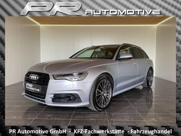 Audi A6 quattro Avant 3,0TDi S-tronic *VOLLAUSSTATTUNG* bei PR Automotive GmbH in