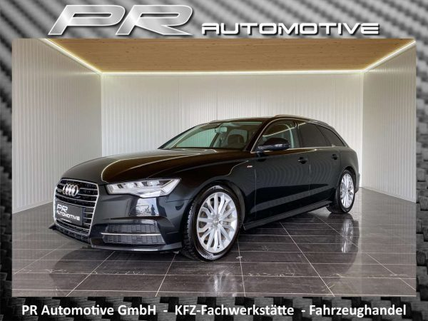 Audi A6 quattro Avant 3,0TDi S-tronic S-line *PANO*LEDER* bei PR Automotive GmbH in
