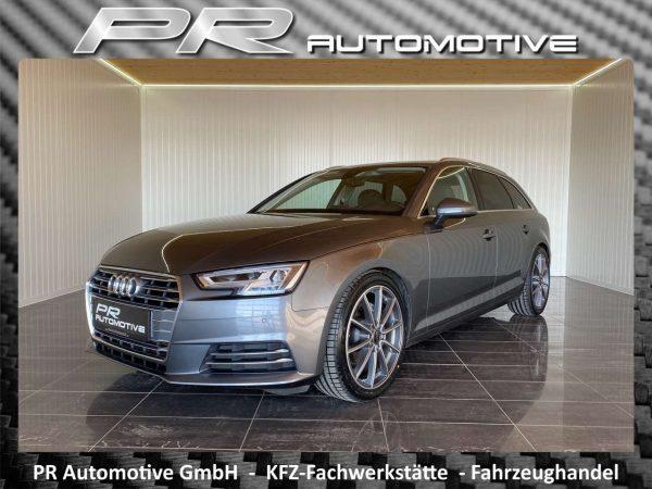 Audi A4 sport Avant 2,0TDI S-tronic PANORAMA*MASSAGE*LED bei PR Automotive GmbH in