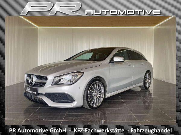 Mercedes-Benz CLA 220 d 4Matic Shooting Brake AMG-Line PANO*LED*KAMERA bei PR Automotive GmbH in
