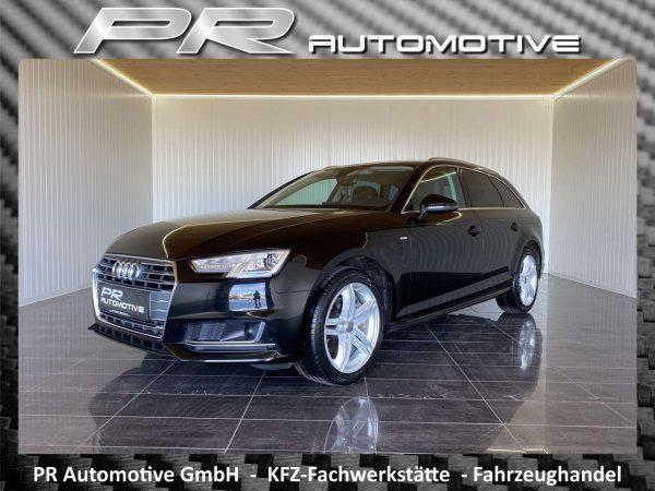 Audi A4 sport Avant 2,0TDi S-tronic S-line VIRTUAL*HEADUP bei PR Automotive GmbH in