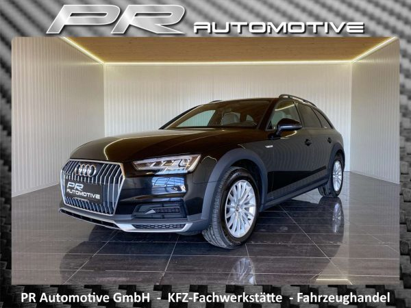 Audi A4 allroad quattro 2,0TDI S-tronic Vollleder*Navi*MatrixLED bei PR Automotive GmbH in