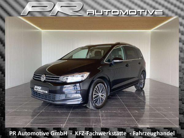 Volkswagen Touran Highline 2,0TDi DSG VOLLAUSSTATTUNG bei PR Automotive GmbH in